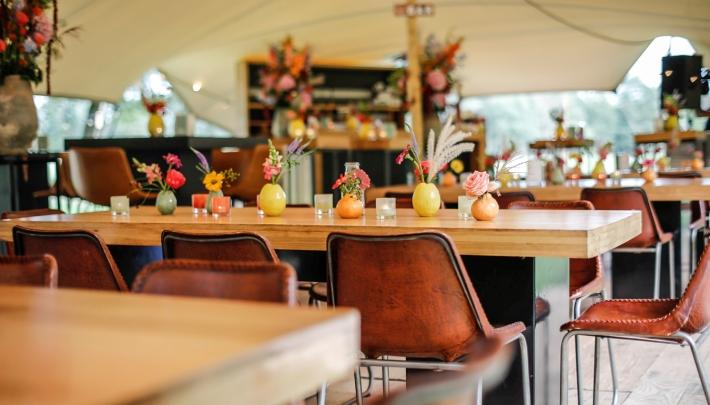 Westerhuis Verhuur Twente bouwt feestjes