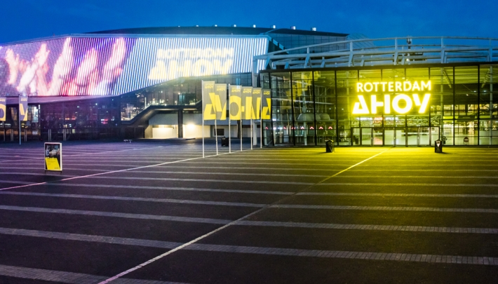 GvE leden voorspelden: Rotterdam Ahoy host ESC2020