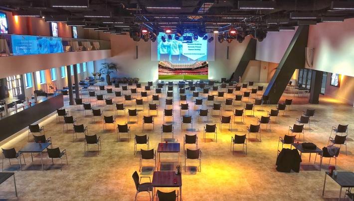 Online events moeiteloos dankzij superintelligente camera LiveArena