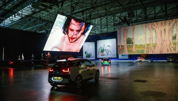 Boijmans Ahoy drive-thru museum nu open