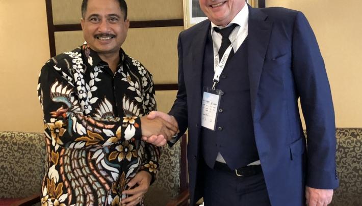 Indonesië geïnteresseerd in aanpak Cobraspen historische locaties