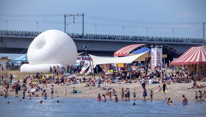 De Schoenfabriek organiseert eiland-festival tijdens Nijmeegse Vierdaagse