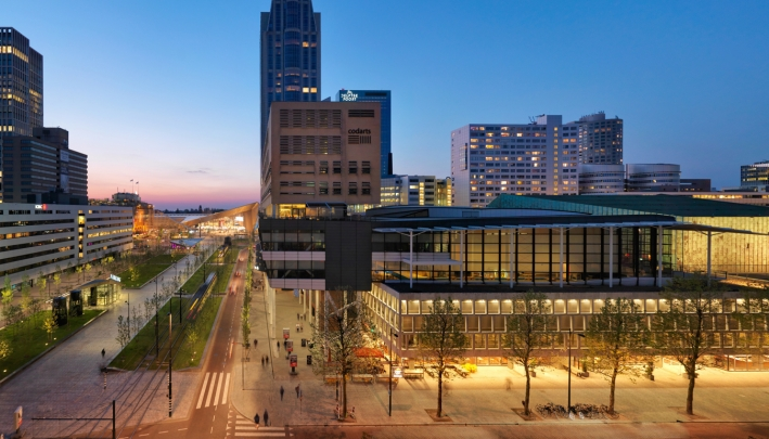 De Doelen: Het culturele hart van Rotterdam