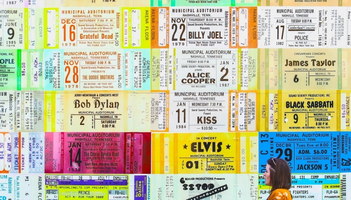 Gekochte tickets voor evenementen blijven langer geldig