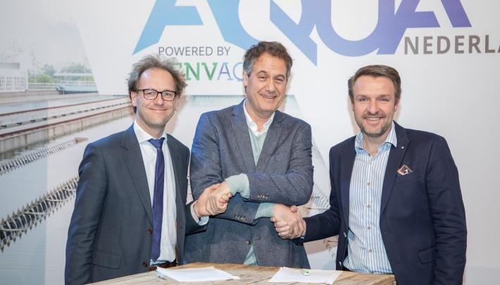 Meerjarige samenwerking Easyfairs en ENVAQUA