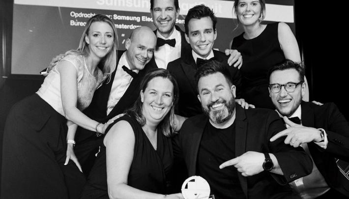 4 Gouden Esprix Awards uitgereikt