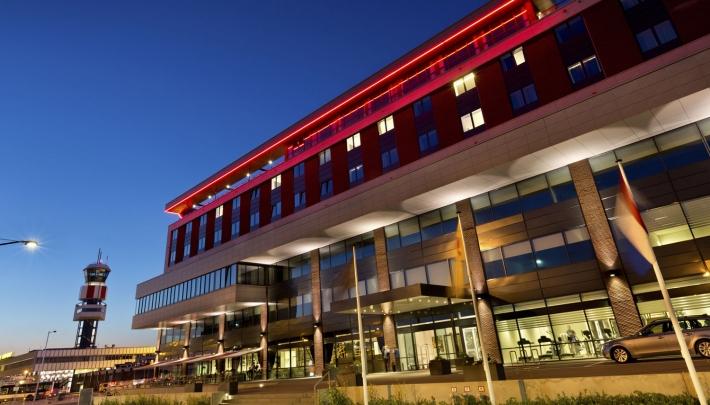 Fletcher opent eerste airport hotels op Rotterdam The Hague Airport