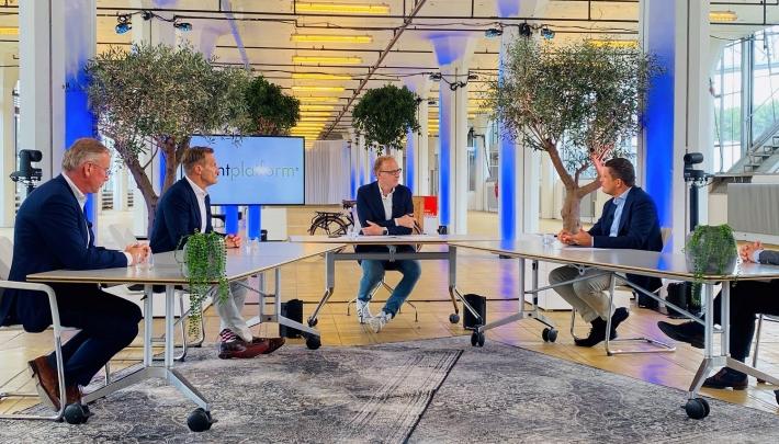 Van Nelle Fabriek organiseert LIVE EVENT TV