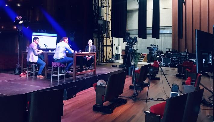 Zwolse Theaters: Fysiek en online boeien en binden