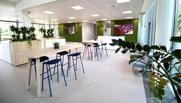 Conference Center op High Tech Campus vernieuwd
