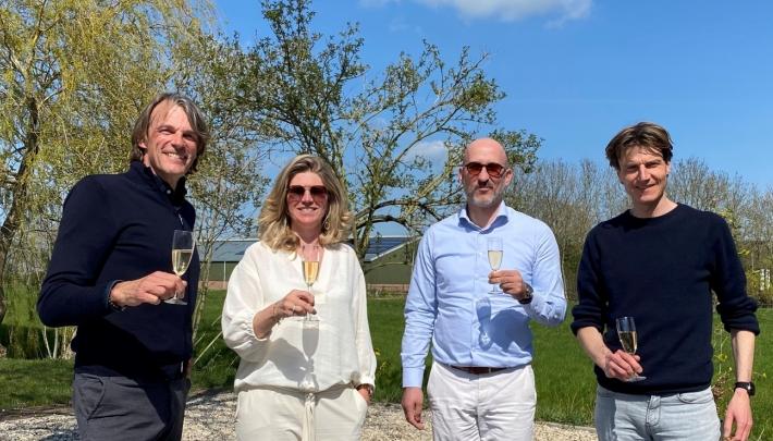 MPS   food & design en Hutten gaan duurzaam samenwerken