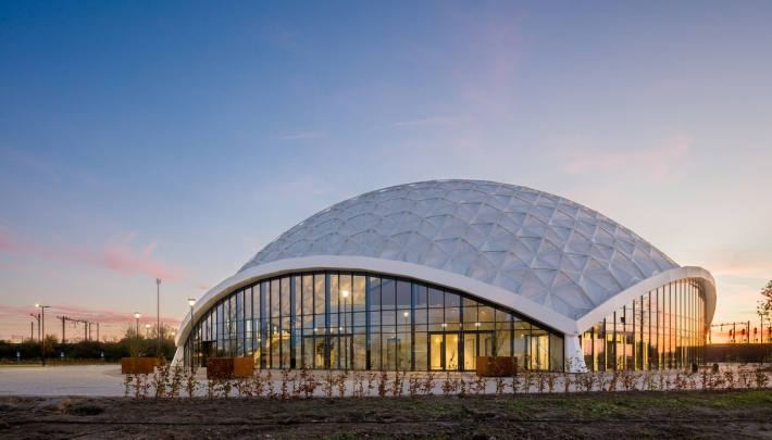 Officieel geopend: Amsterdome