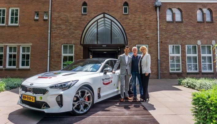 Conferentiehotel Kontakt der Kontinenten spelershotel voor Dutch Open
