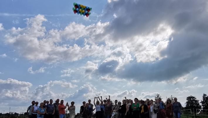 Het mag weer: de eerste Megavlieger is gelanceerd!