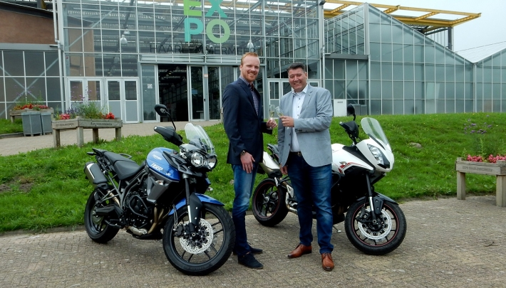 De Hollandse Motorbeurs in Expo Haarlemmermeer