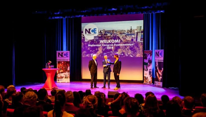 Bibliotheek Rotterdam host het Nationaal Congres Evenementen