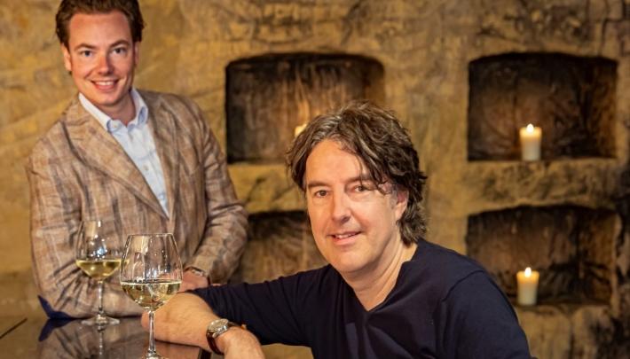 Michiel Borstlap Brand Ambassador van Oostwegel Collection