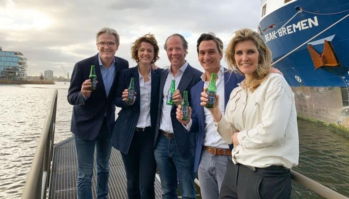 Grondlegger Heineken terug als hoofdsponsor SAIL