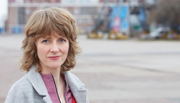 Petra Heck nieuwe curator Stichting NDSM-werf