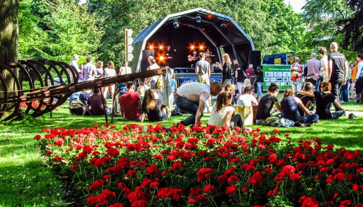 Vrije Tijd: Schiedam Festivalstad van Nederland