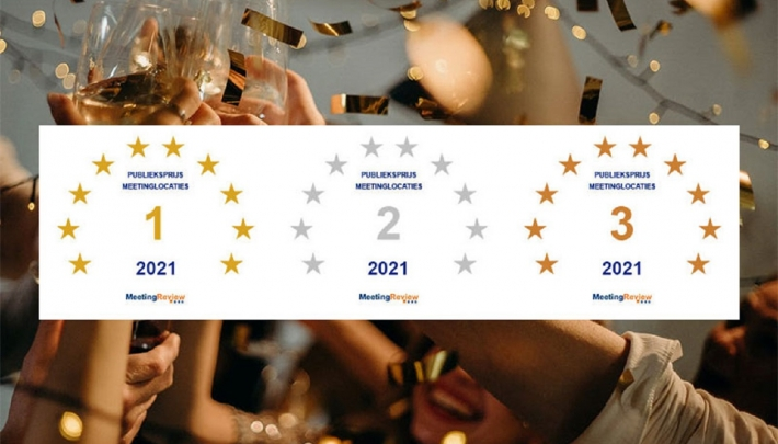 Publieksprijzen 2021 van MeetingReview