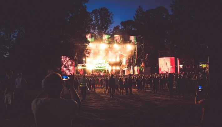 Streep door de festivalzomer