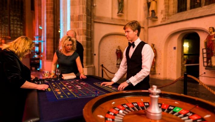 Een Casinoavond als personeelsfeestje