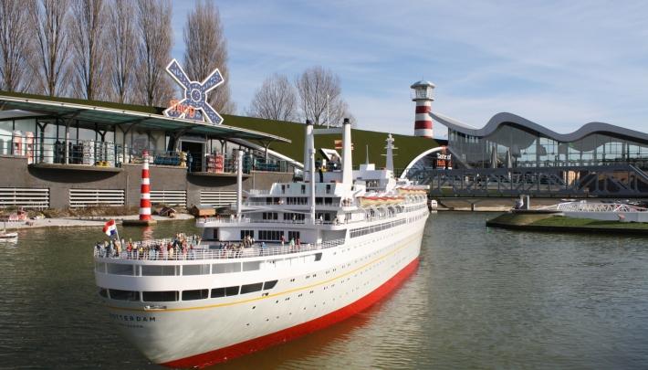 Mini ss Rotterdam opent groots jubileumjaar