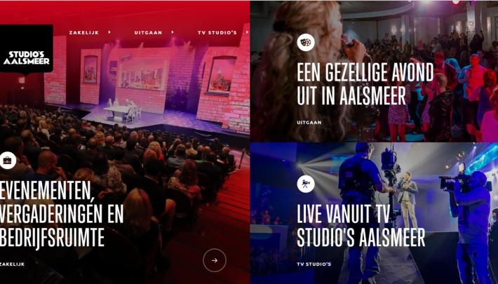 Vernieuwde studiosaalsmeer.nl is live