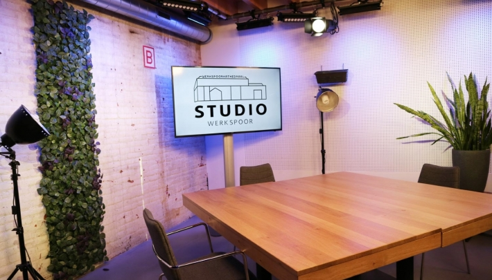 Oprichters Sprekershuys openen Studio Werkspoor