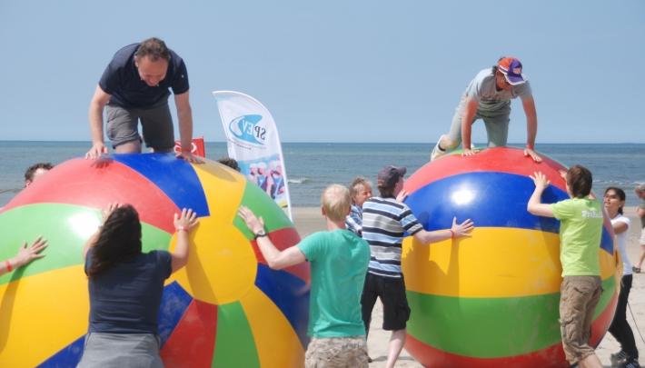 Noordwijk: evenementenwalhalla aan zee