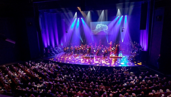 Hartverwarmend evenement in Chassé Theater