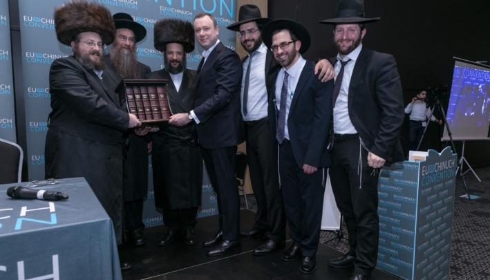 NASA kijkt met trots terug op Joods onderwijscongres (ECC)