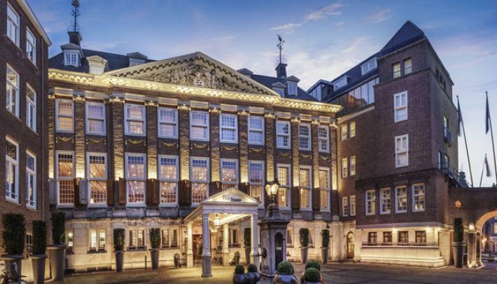 The Grand Amsterdam wint World Luxury Hotel Award