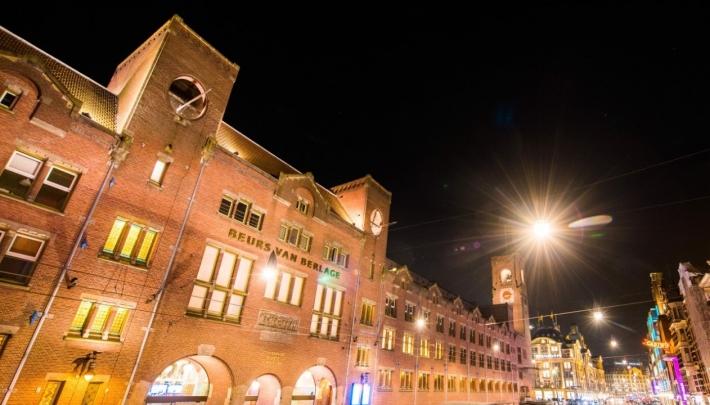 Beurs van Berlage en Ovation Holland formaliseren partnerschap