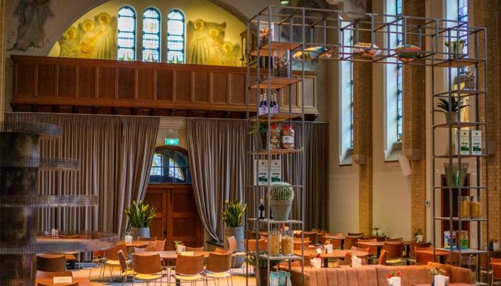 Conferentiehotel Kontakt der Kontinenten opent pop-up restaurant