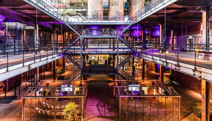SugarCity Events nieuwe locatie Kingpins Show