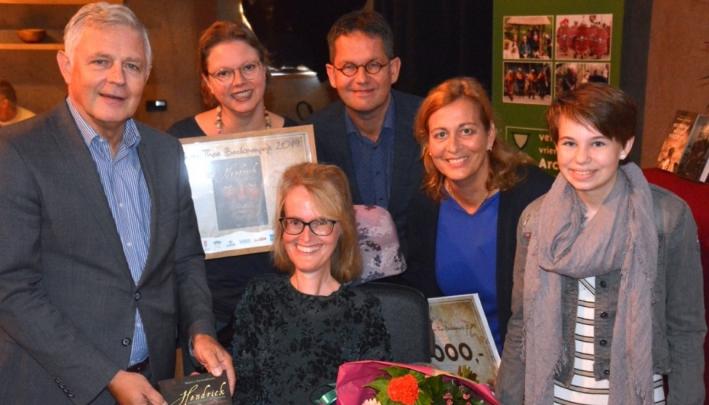 Winnaar Archeon Thea Beckmanprijs en Jonge Beckman 2019
