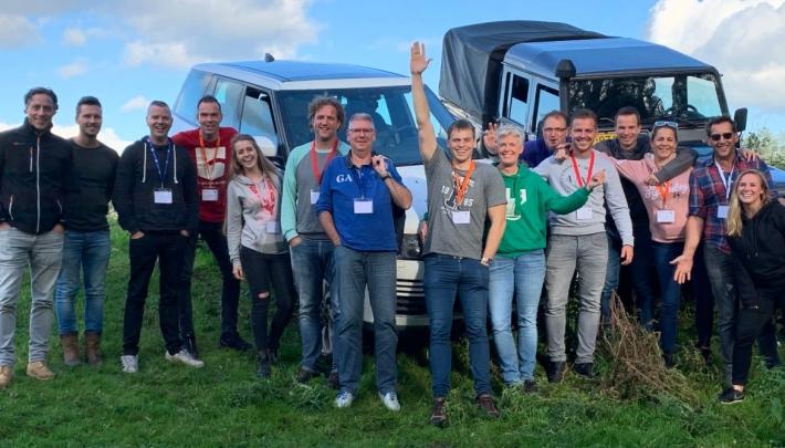 Bax Projects viert 10 jarig jubileum