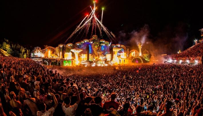 Exclusieve preview Martin Garrix op Tomorrowland 31.12.2020