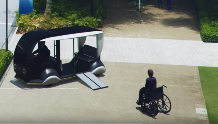 Toyota's Tokyo 2020 Robot Project: Mobility for all