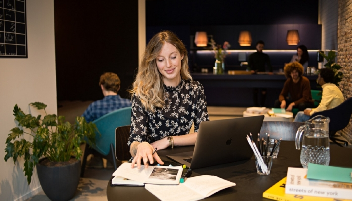 The Student Hotel opent TSH Collab in Rotterdam