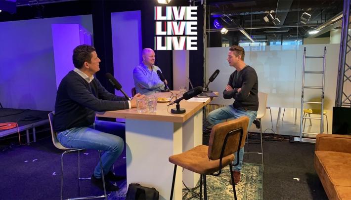 Podcast LIVELIVELIVE #4: Evenementenbranche na 1 jaar Covid?