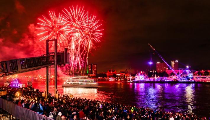 Bijna 350.000 bezoekers voor Wereldhavendagen