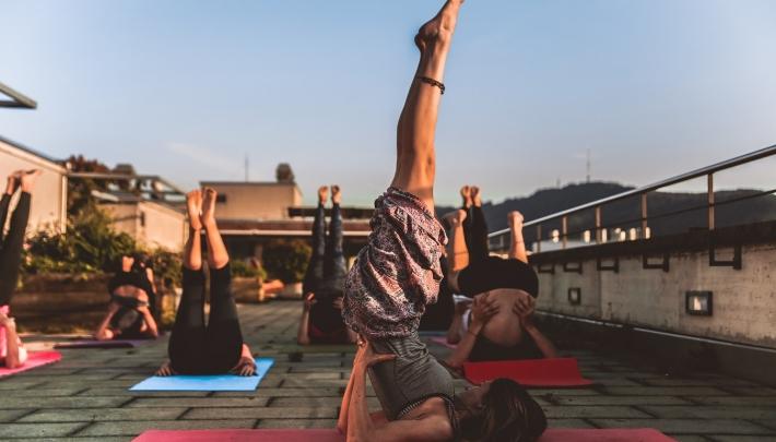 Yoga is hot, yoga is big business