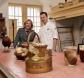 Historische diners door Restaurant Bentinck en Janny van der Heijden