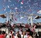 Botenparade Magere Brug. Foto: Jeroen Ploeger