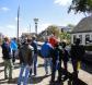 Kaag en Braassem ontvangt 1800ste deelnemer historische wandeling