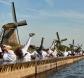 WK warming up: 70 extra windmolens op Kinderdijk
