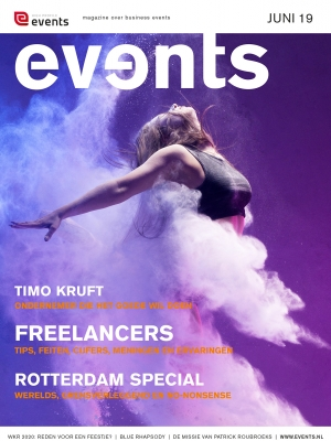 Events Juni 2019 - magazine over business events